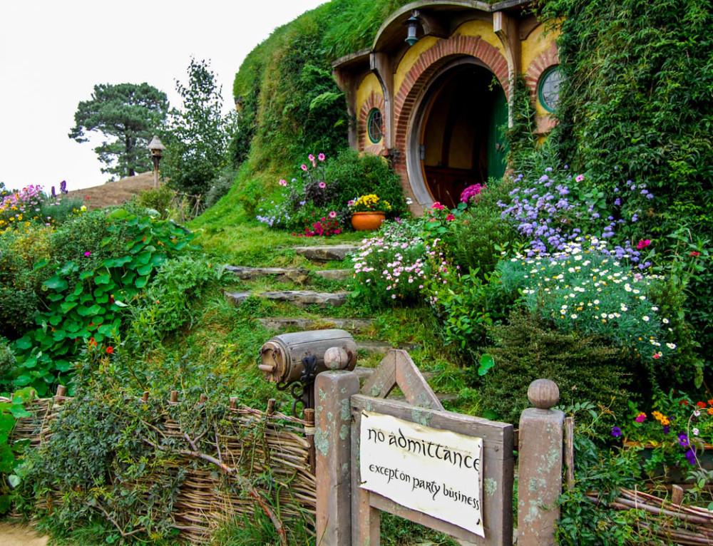 Unser Ausflug nach Hobbiton «oder: Zu Besuch bei Bilbo, Gandalf & co»