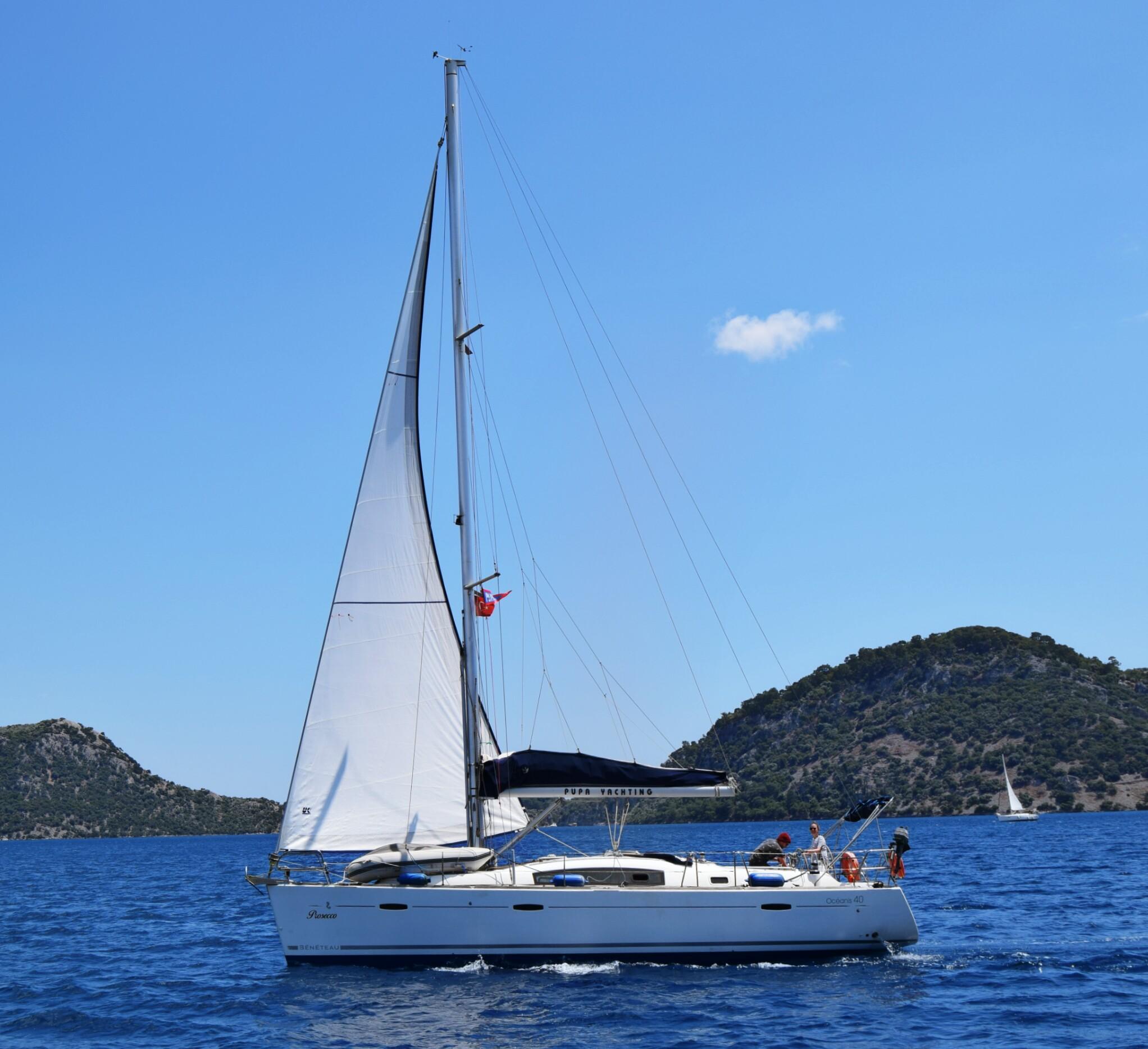 türkei segeln