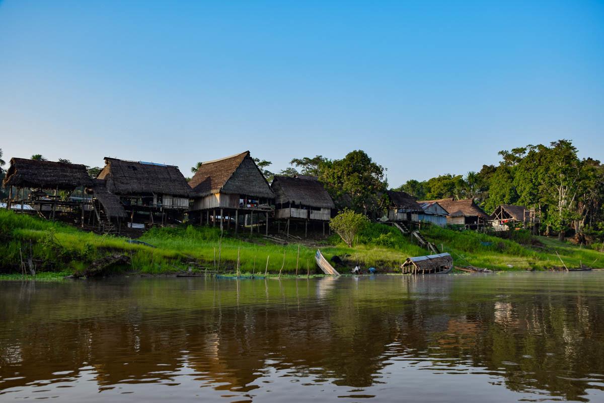 amazonas-village