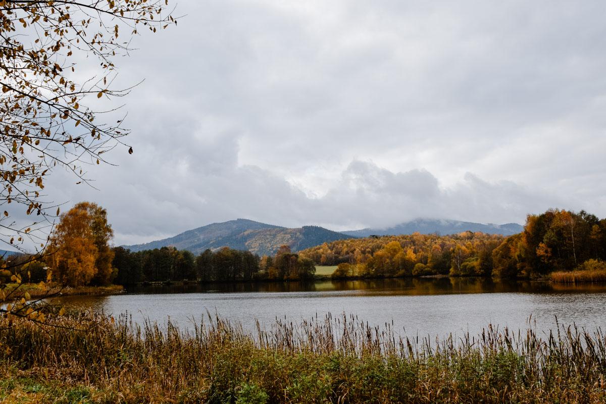 Kleiner See im Böhmerwald