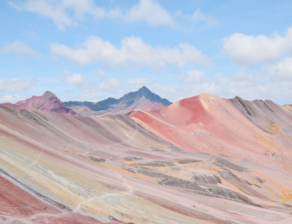 Wanderung zu den Rainbow Mountains «oder: Dünne Luft auf 5.000 Höhenmetern»