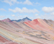 Rainbow Mountain Peru Wanderung
