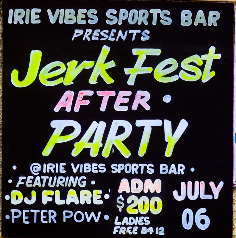 Jerk Fest Jamaika