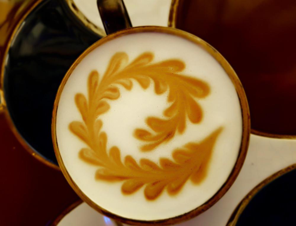 Die besten Cafés in St. Petersburg «oder: Koffeinhaltig muss es sein »