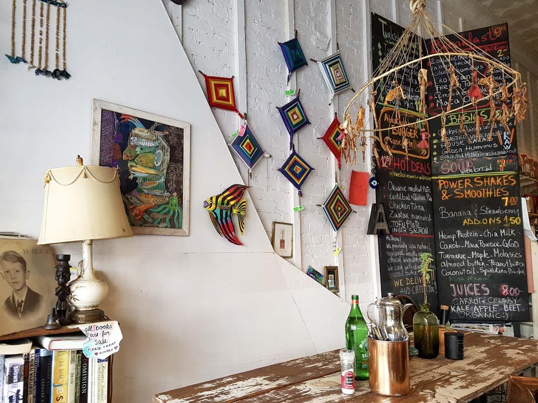 Abracadabra Café Williamsburg