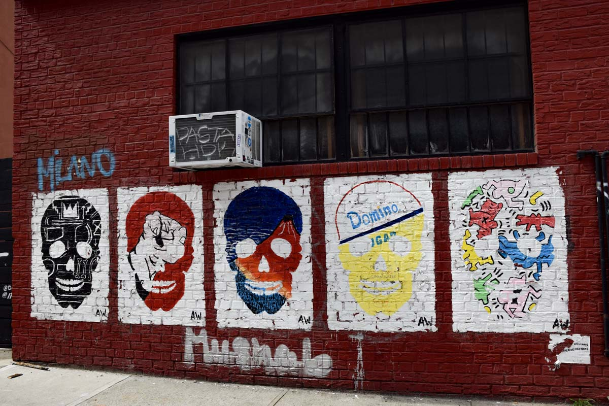 Street Art Williamsburg