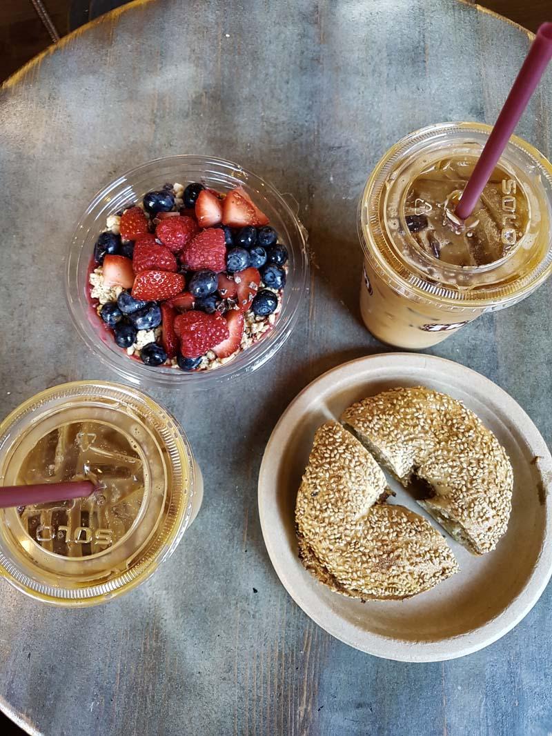 The Bean Café Williamsburg