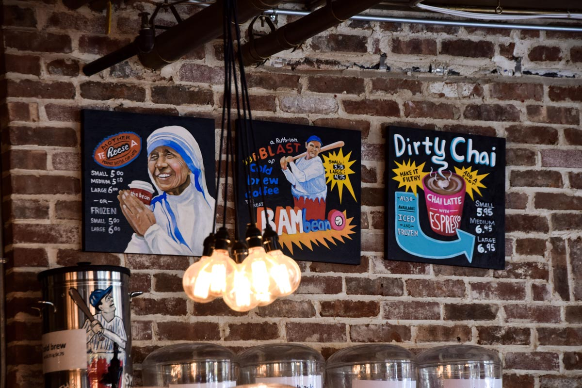 Unsere liebsten Cafés in Brooklyn «oder: Kulinarisches Williamsburg»