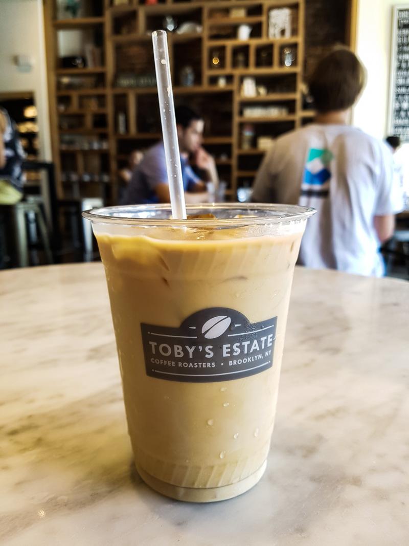 Tobey`s Estate Coffee Williamsburg