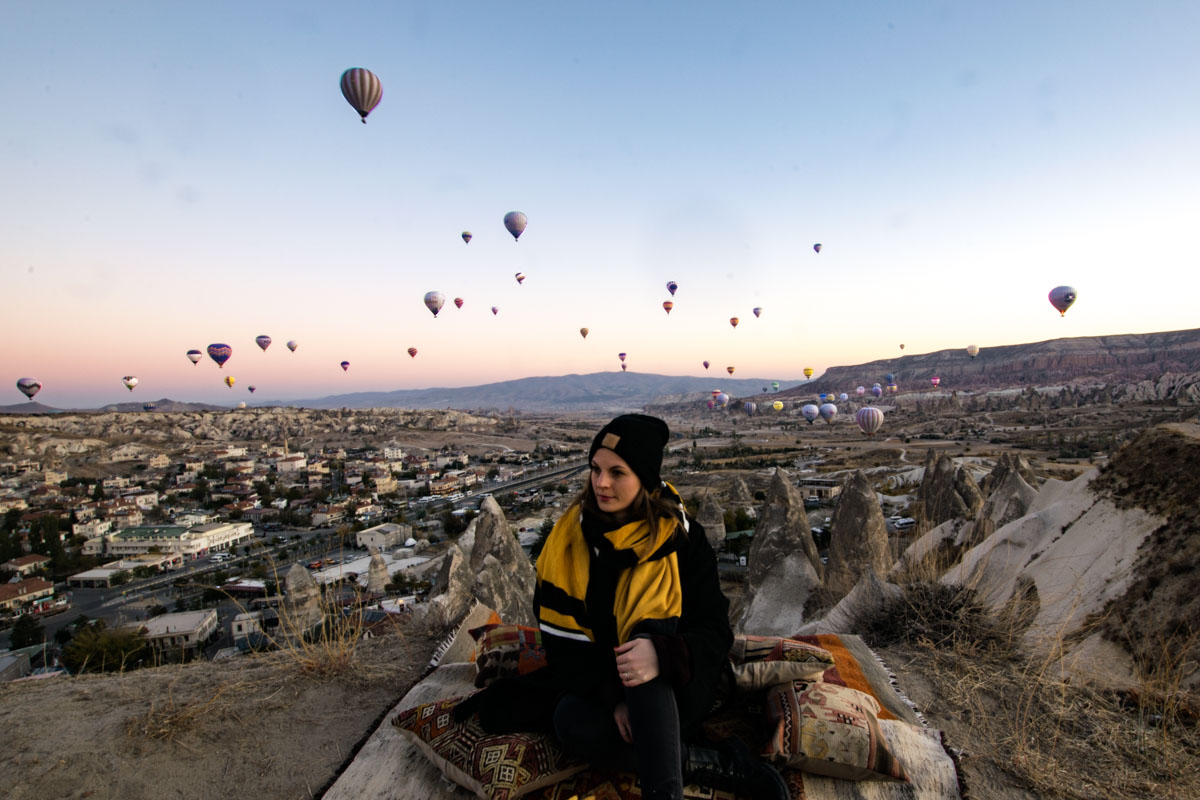 Göreme Balloon Sunrise