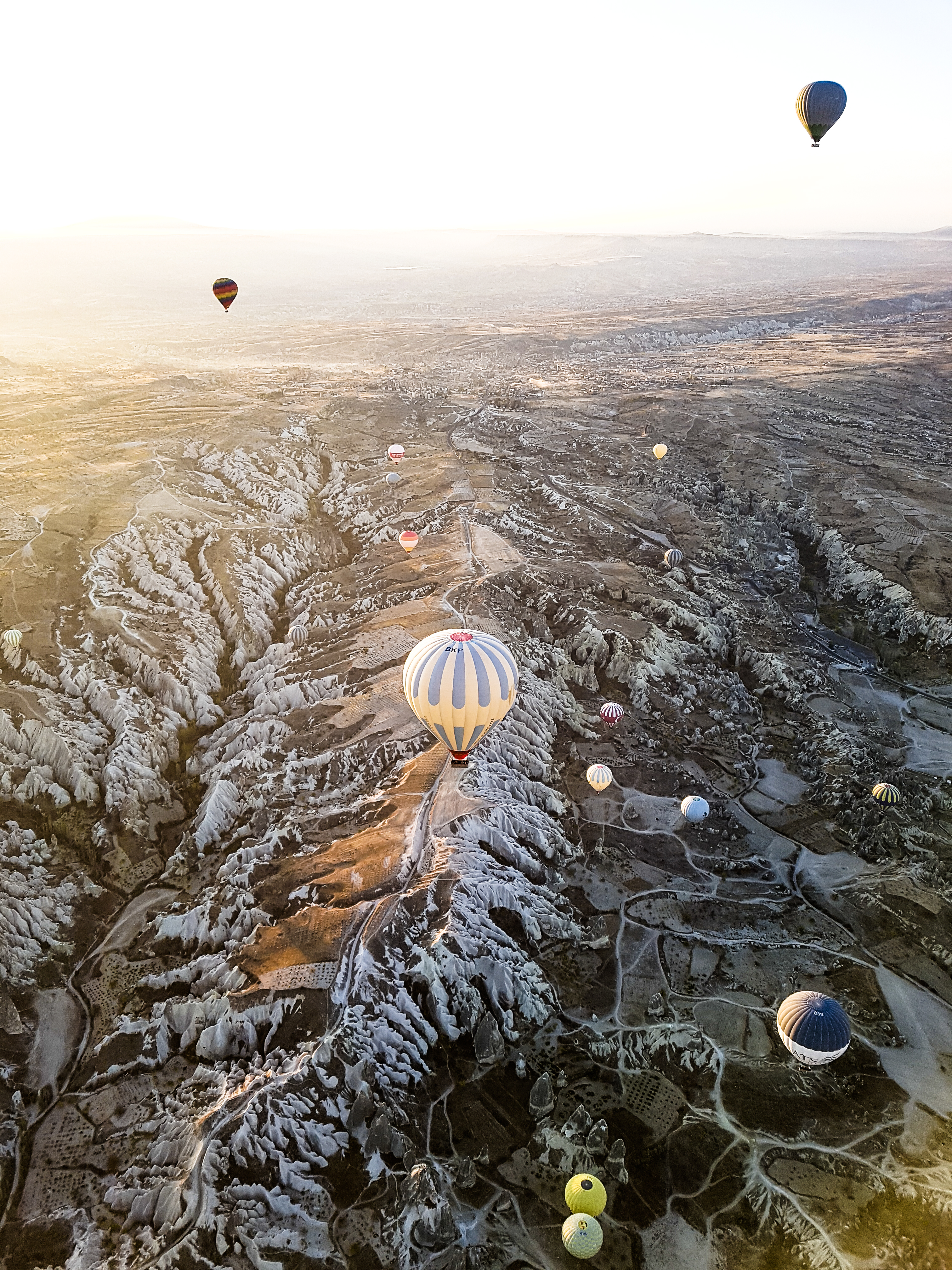 Balloon, Göreme, Kappadokien