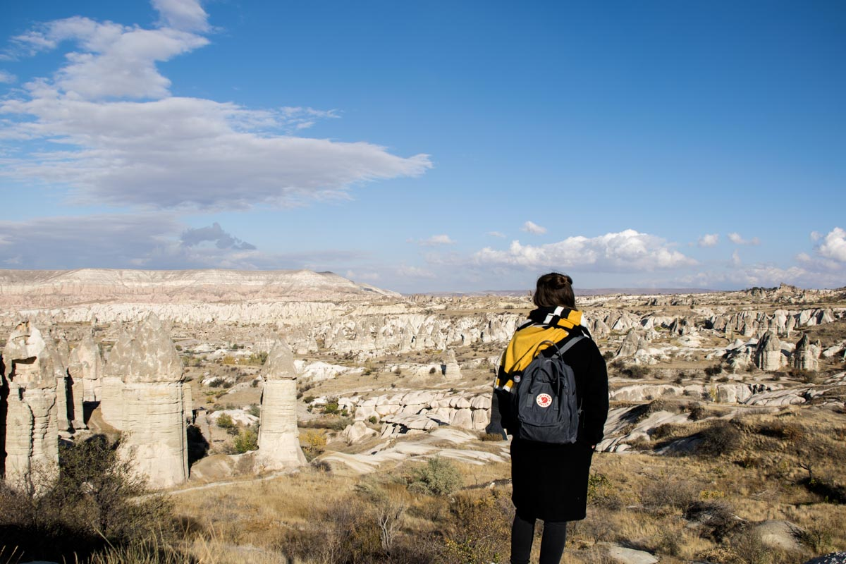 Love Valley, Göreme, Kappadokien
