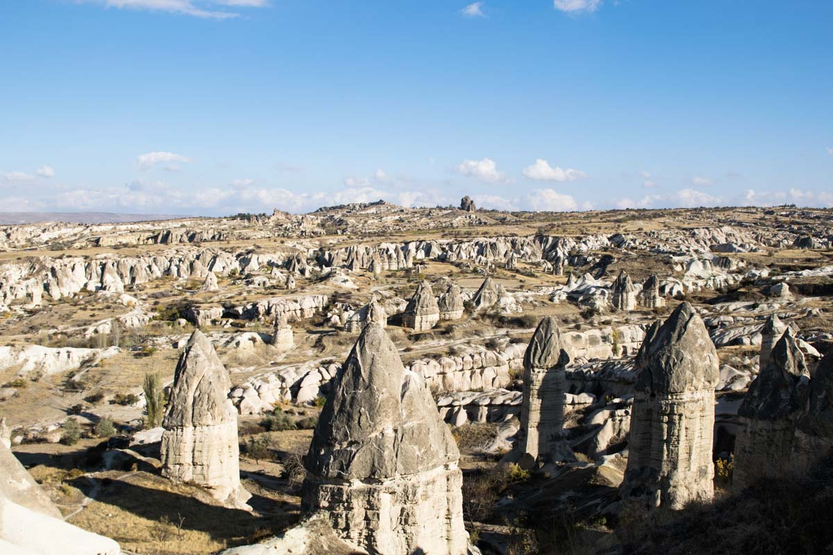 Göreme, Kappadokien, Love Valley