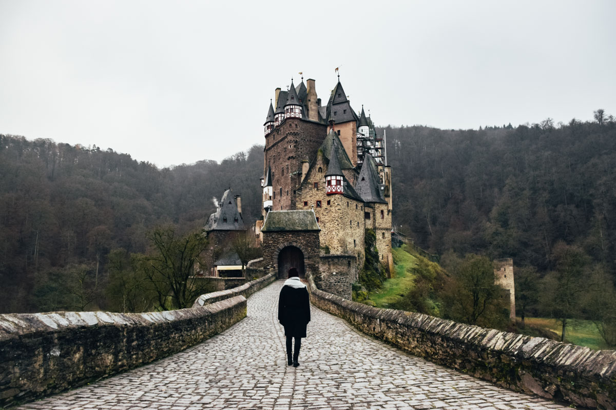 Ein Wochenende in Koblenz, Burg Eltz