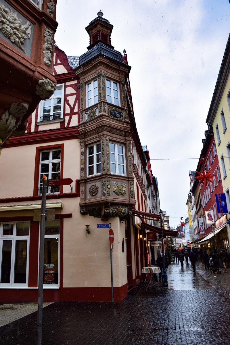 Ein Wochenende in Koblenz, Altstadt