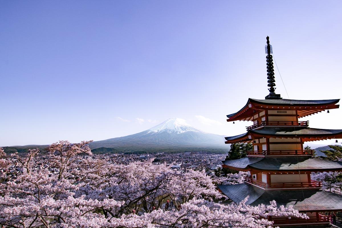 Fuji Pagoda
