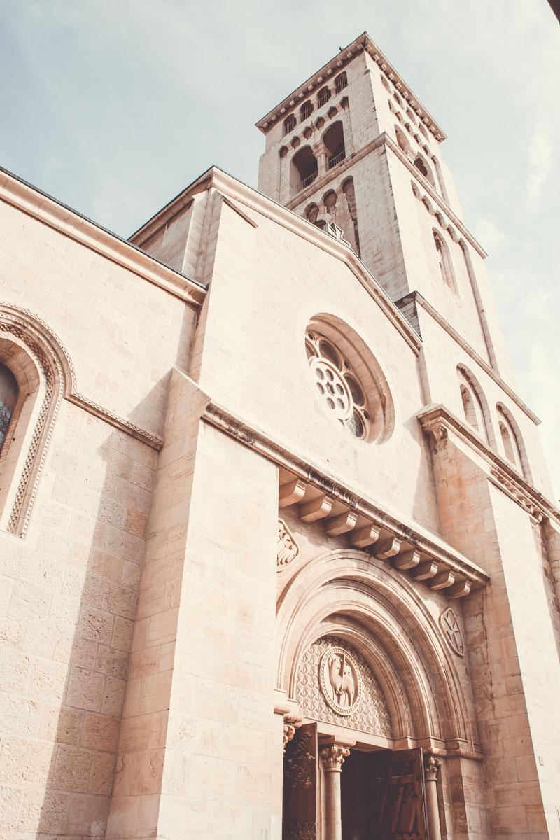 Jerusalem Erlöserkirche