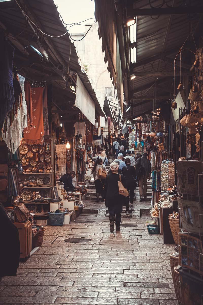 Jerusalem Markt