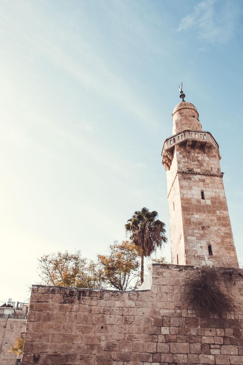 Jerusalem Davidsturm