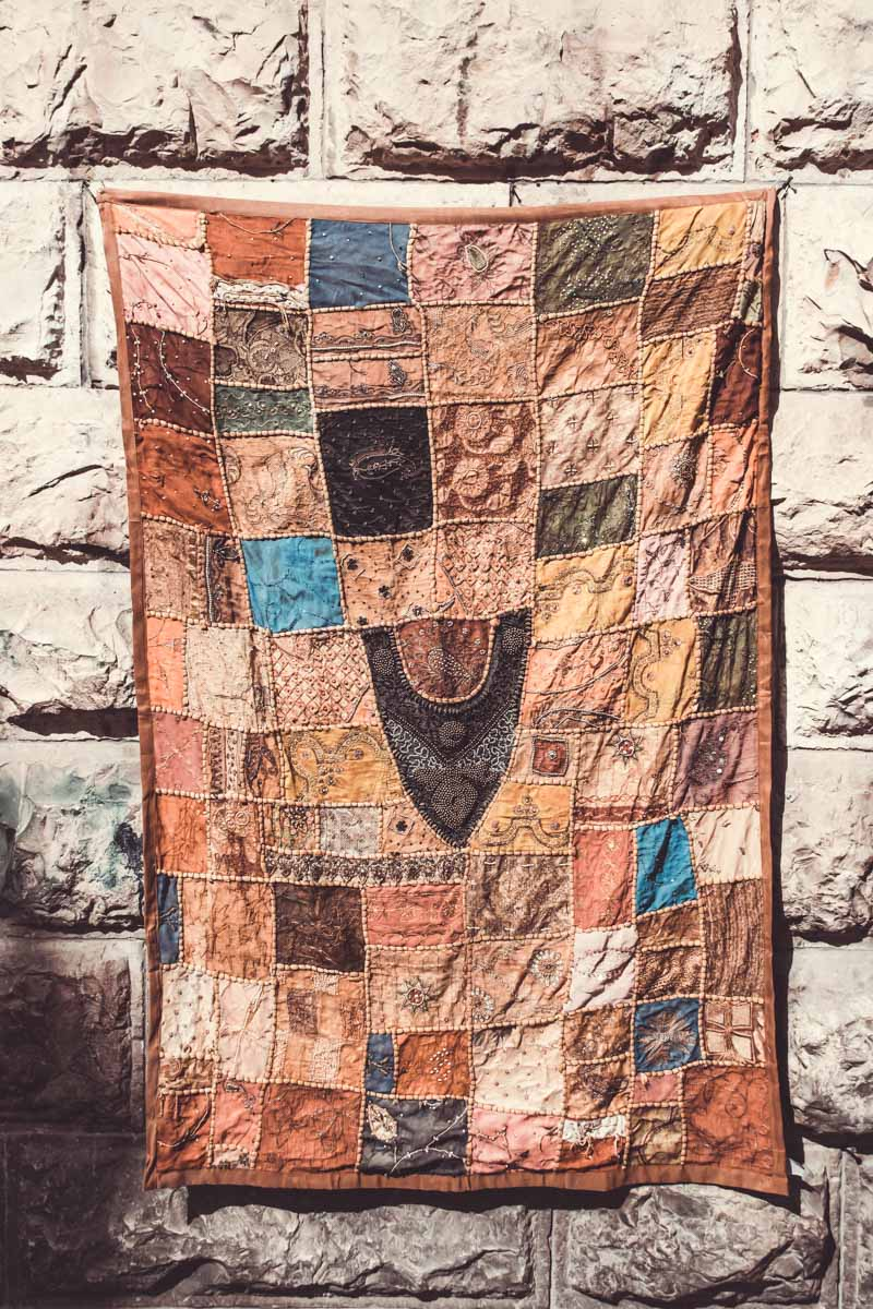 Teppichverkauf Jerusalem