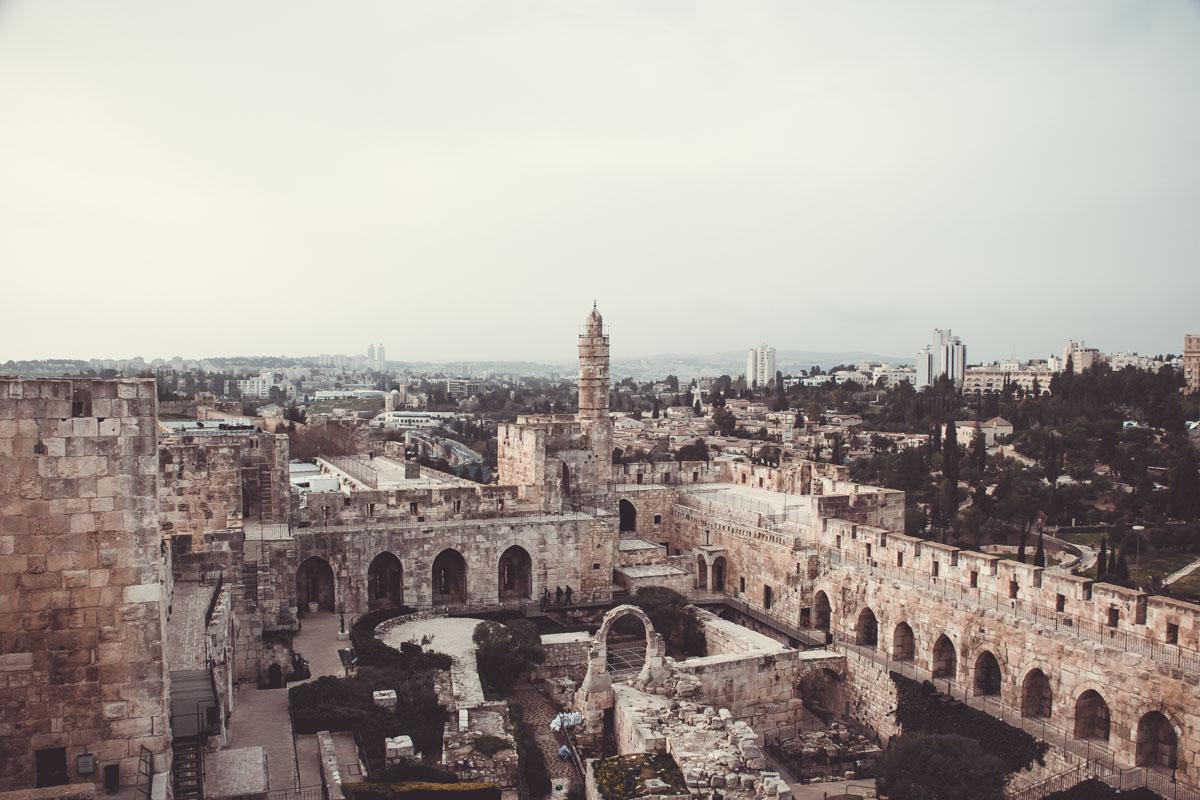 Jerusalem Davidscitadelle
