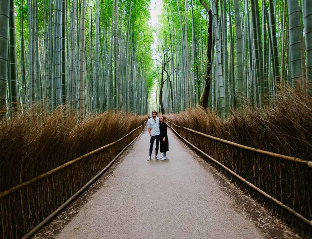 Kyoto Highlights «oder: Wollen wir nicht länger bleiben?»