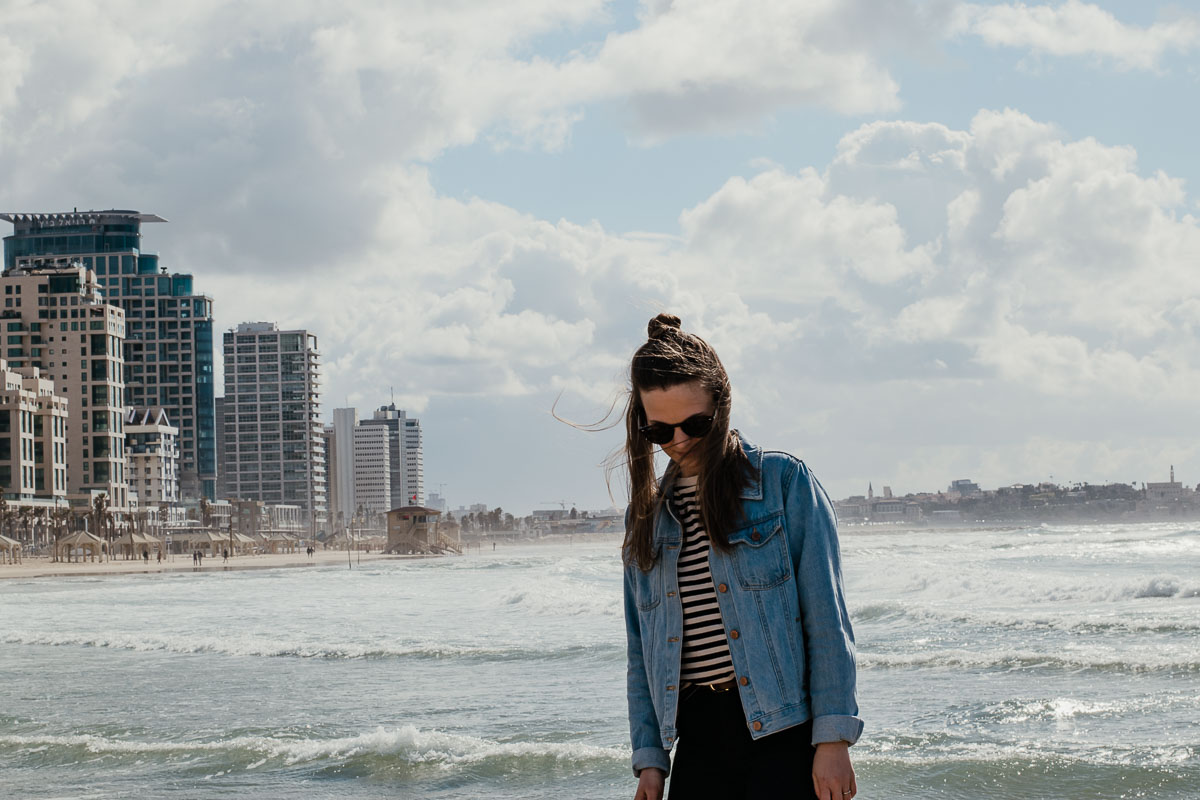 Israel - Tel Aviv Strand