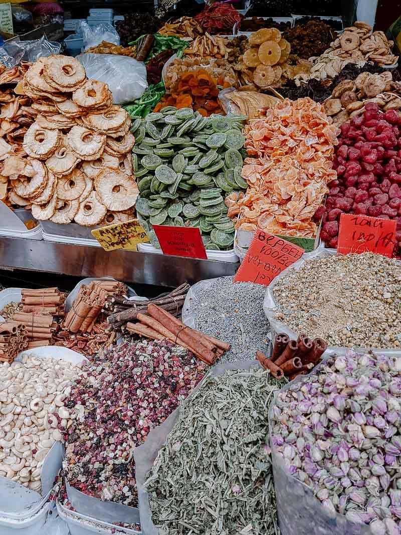 Israel - Tel Aviv Market