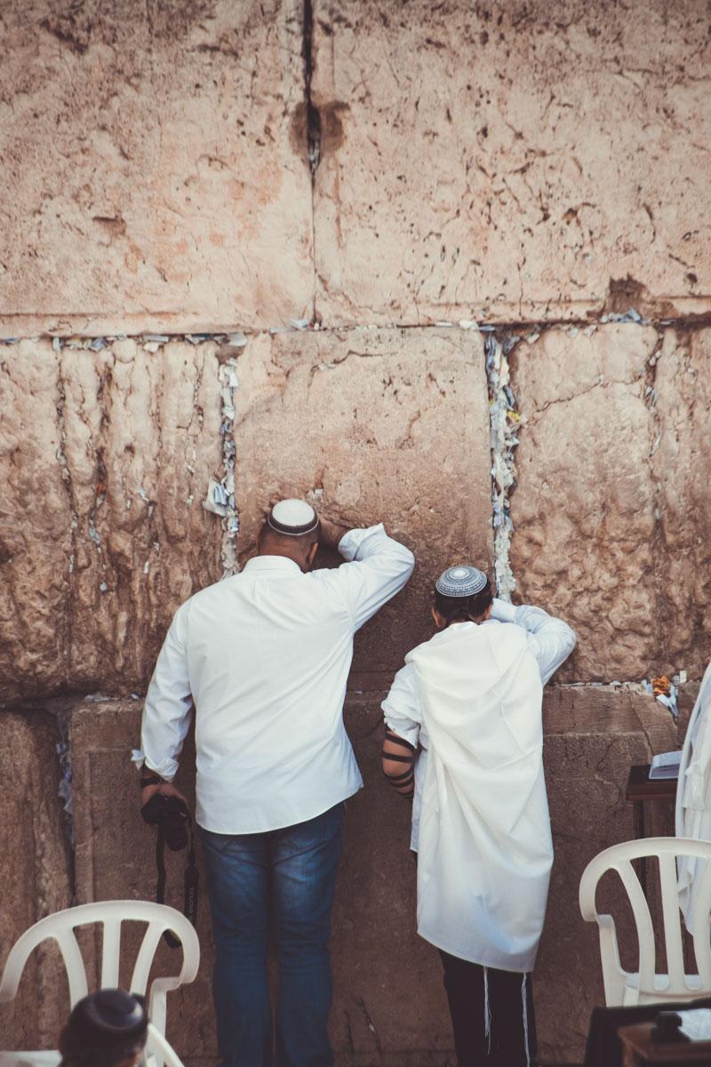 Klagemuer Jerusalem