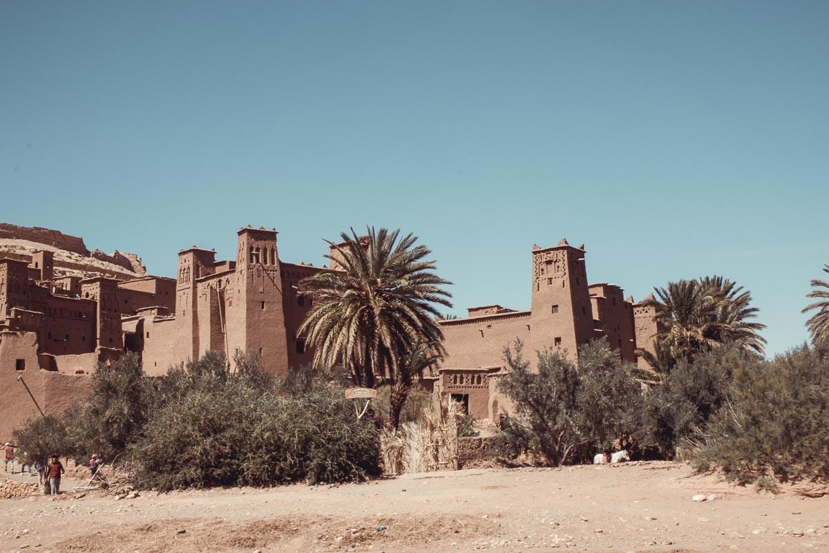 Marokko Road Trip