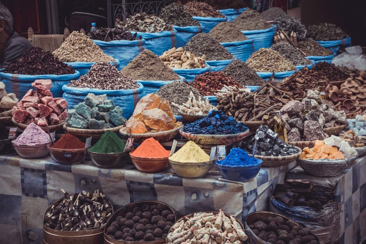 10 Tage Road-Trip Marokko - Marrakesch
