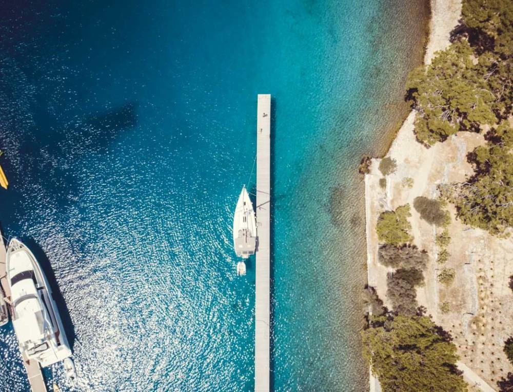 Mit der Drohne in der Türkei  «oder: Unsere Lieblings- buchten von oben»