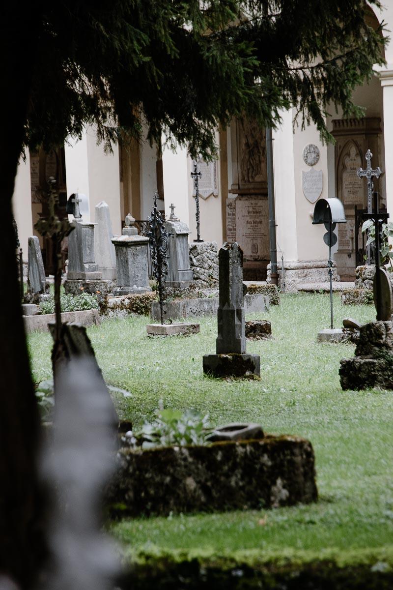 St. Sebastian Friedhof