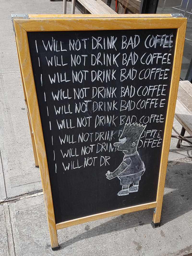 Brooklyn Coffee Guide