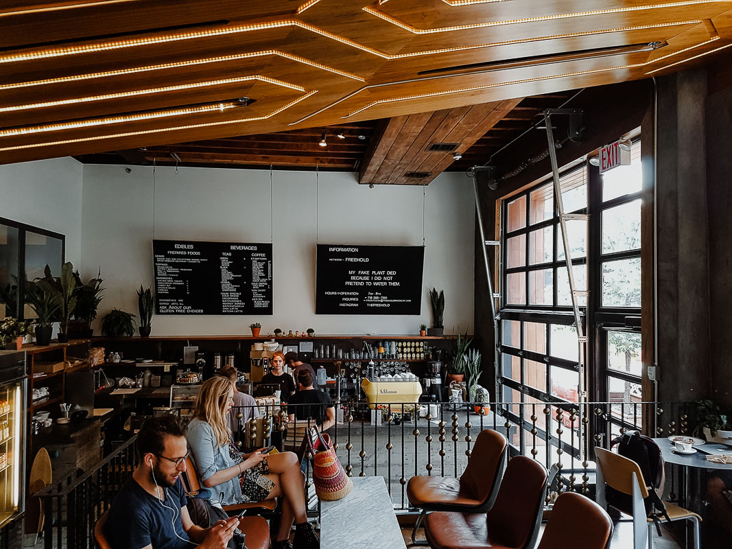 Brooklyn Coffee Guide