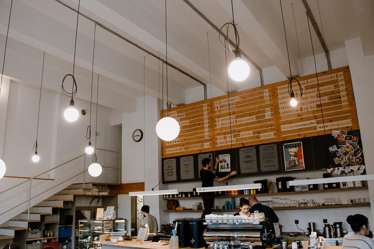 Prag Cafés