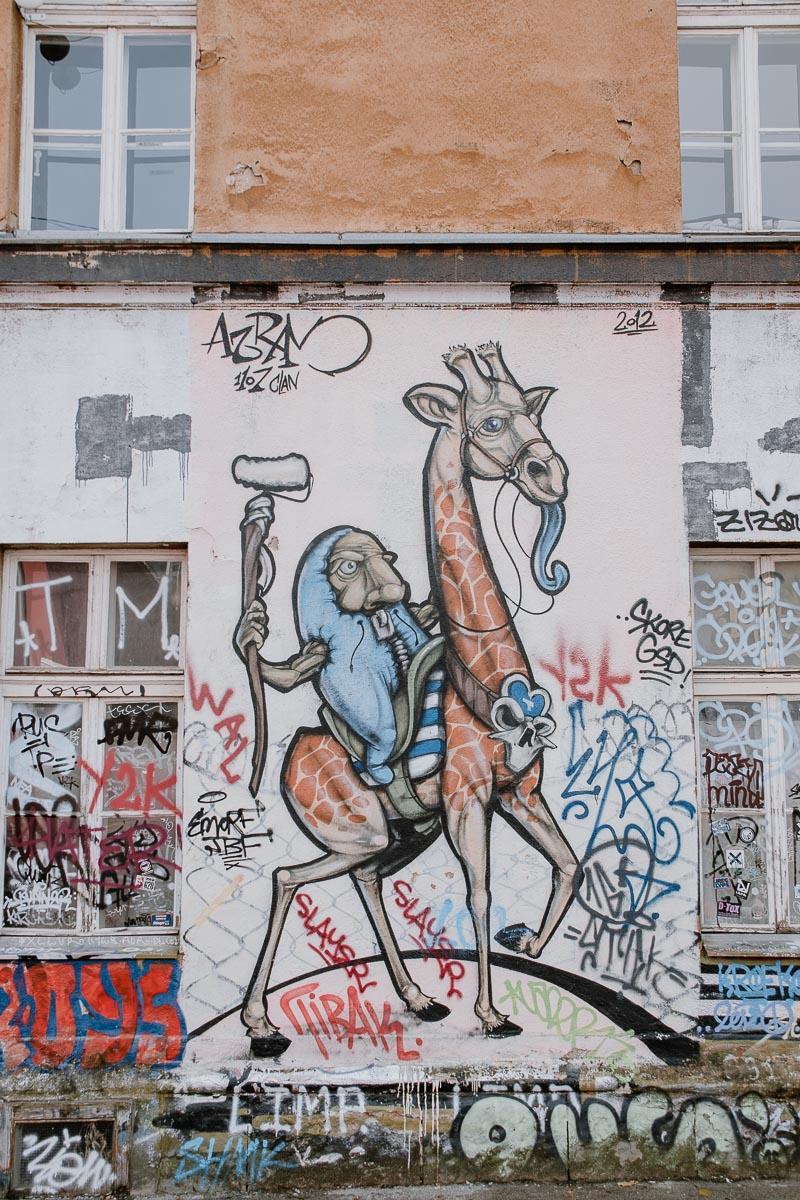 Streetart-Metelkova