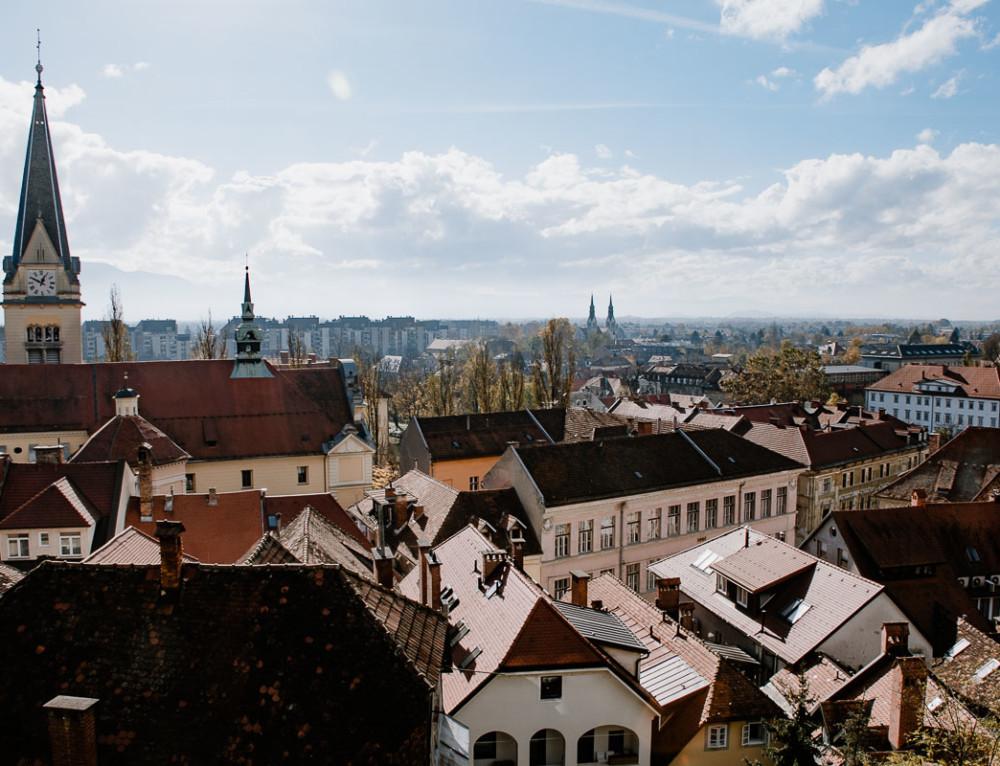 Ein Wochenende in Ljubljana  «oder: ein Juwel in Slowenien»