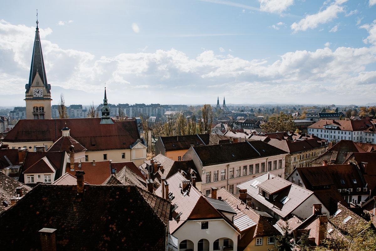 Wochenende in Ljubljana