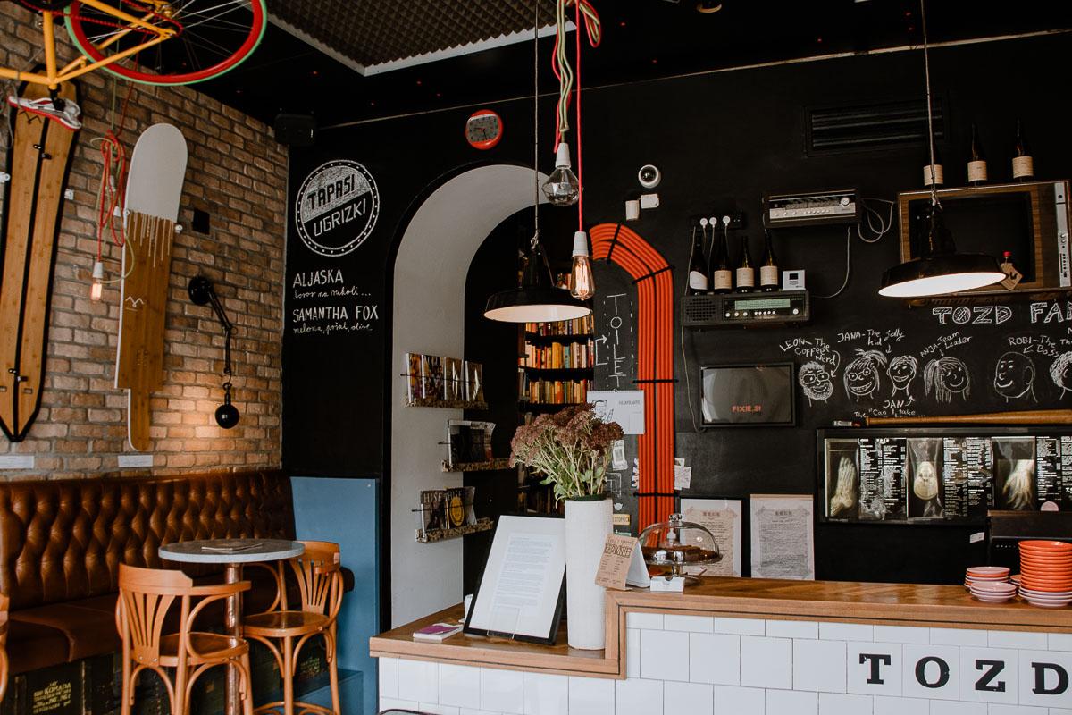 Ljubljanas Cafés