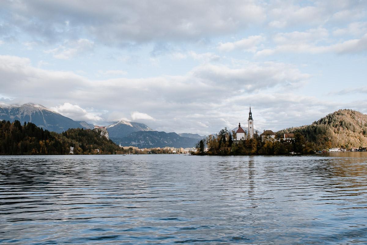 Wochenende Slowenien