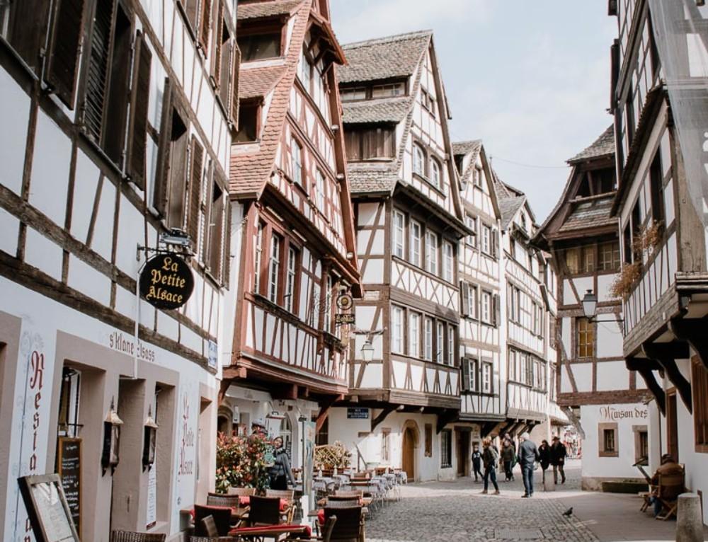 Ein Wochenende in Straßburg «oder: Kurzbesuch im Elsass»