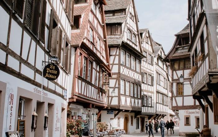 Wochenende in Straßburg