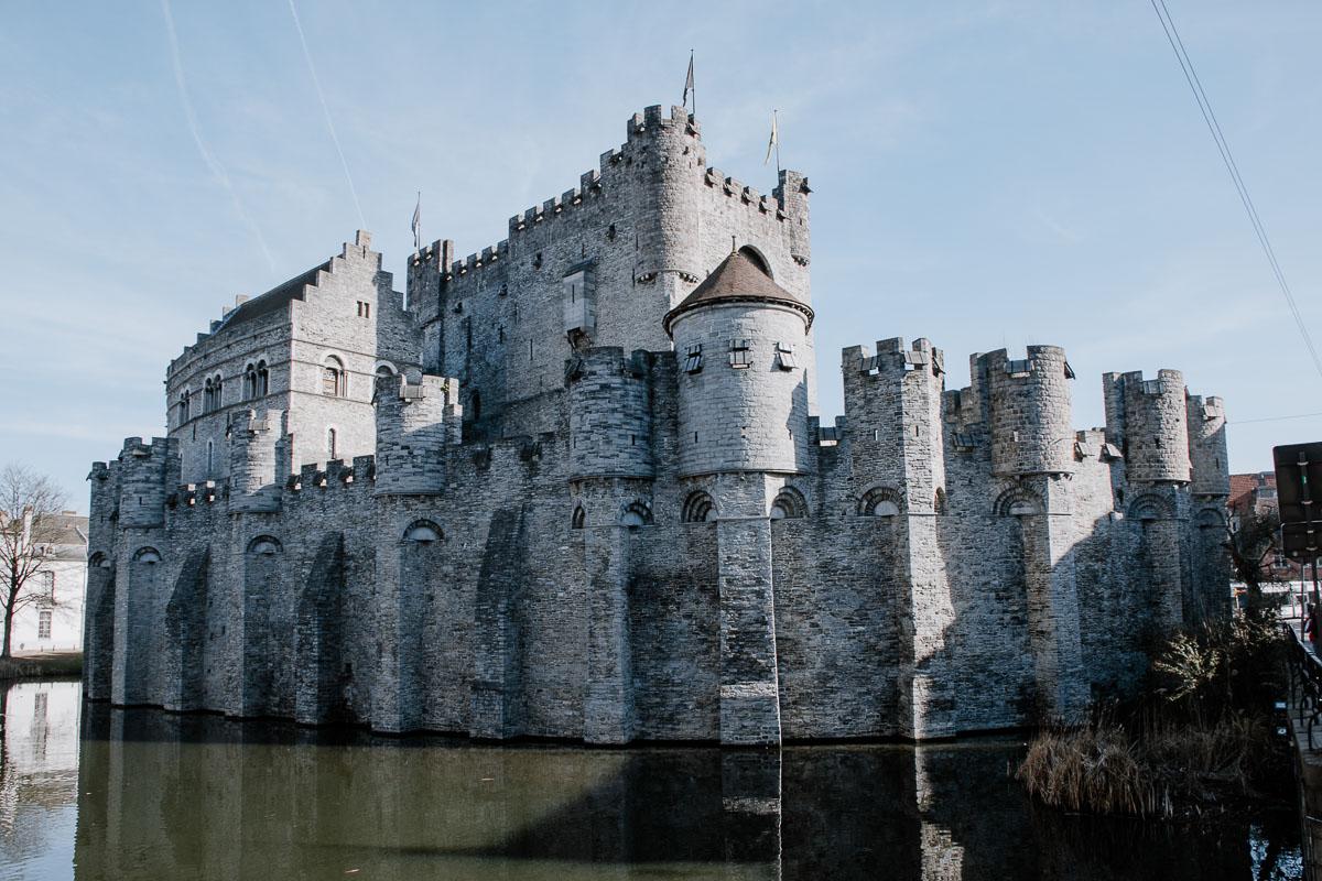 Gent Castle