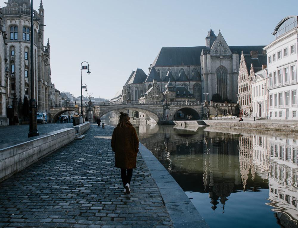 Belgien mit dem Zug «oder: Zwei Wochen lang von Stadt zu Stadt»