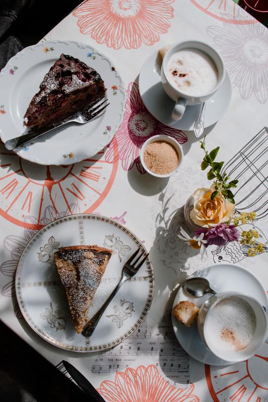 Veganer Kuchen in Wustrow