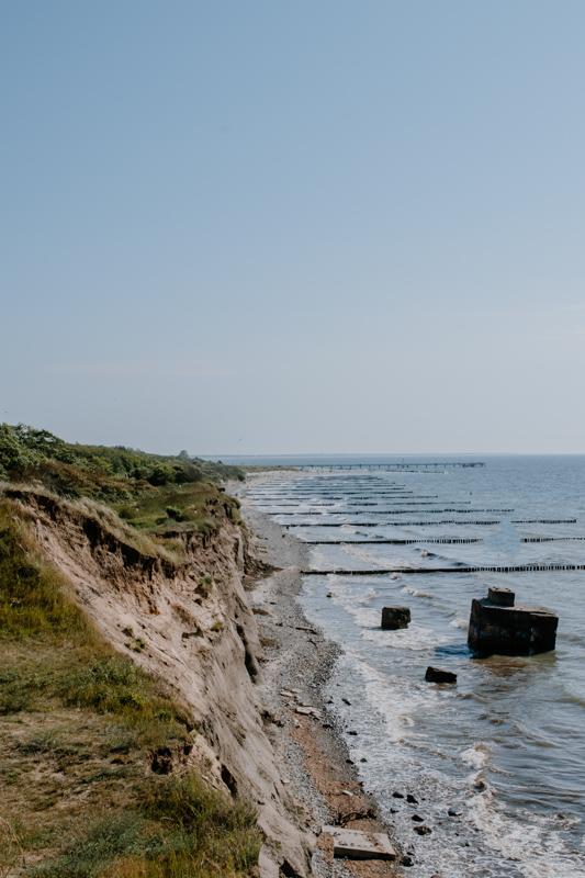 Bunker an der Ostsee