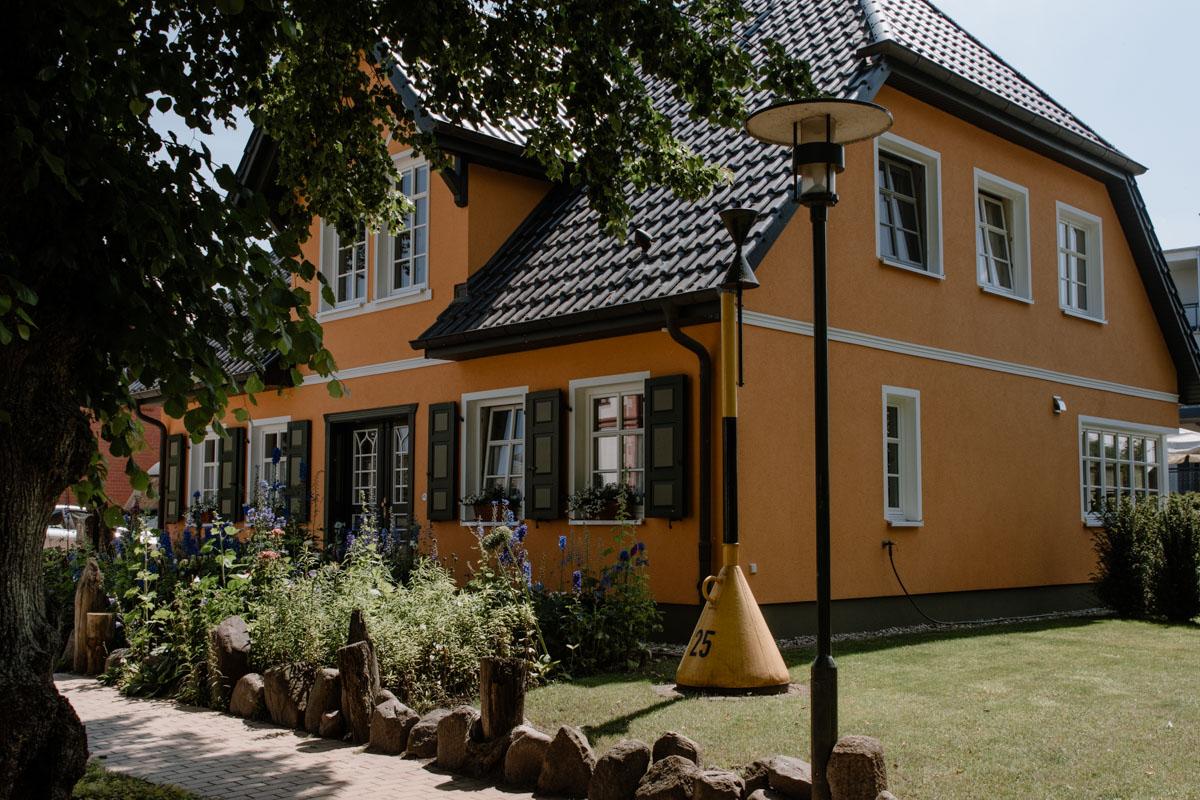 Seemannshaus Fischland