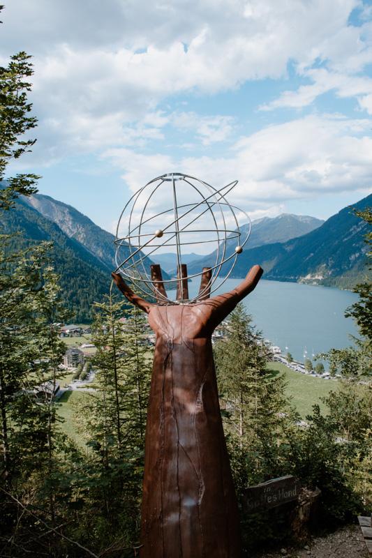 Gottes Hand am Achensee