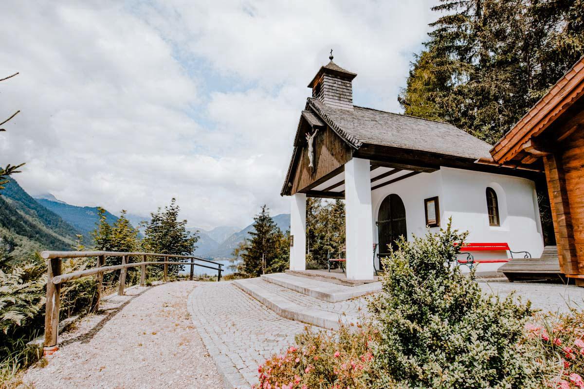Kapelle in Maurach